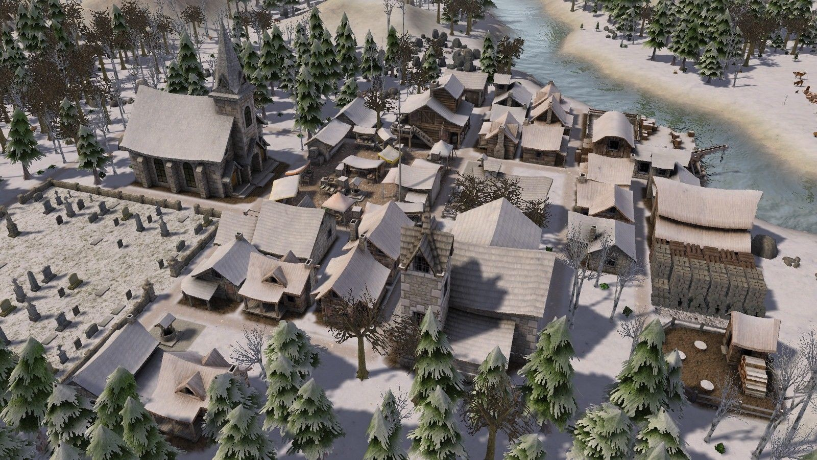 Banished PC Review | GameWatcher