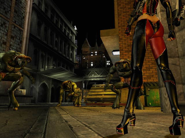 Bloodrayne 2 Pc Review Gamewatcher