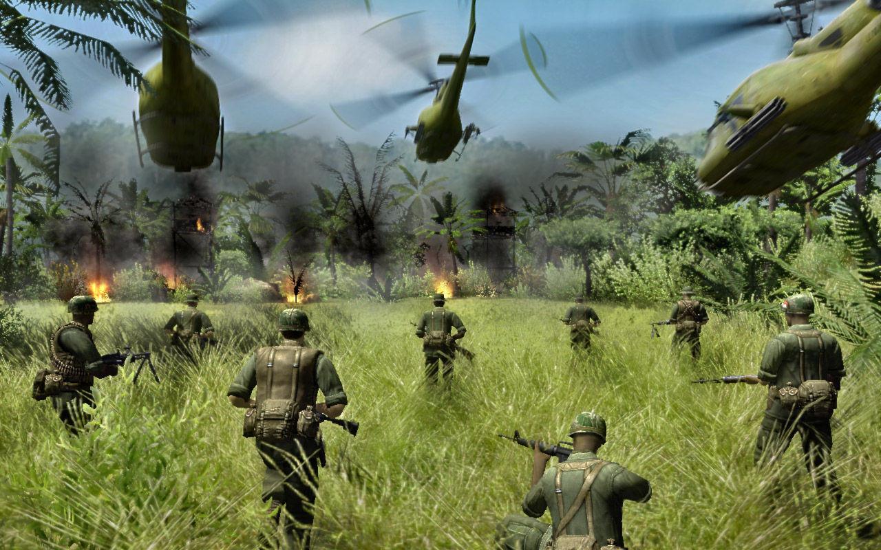 vietnam games