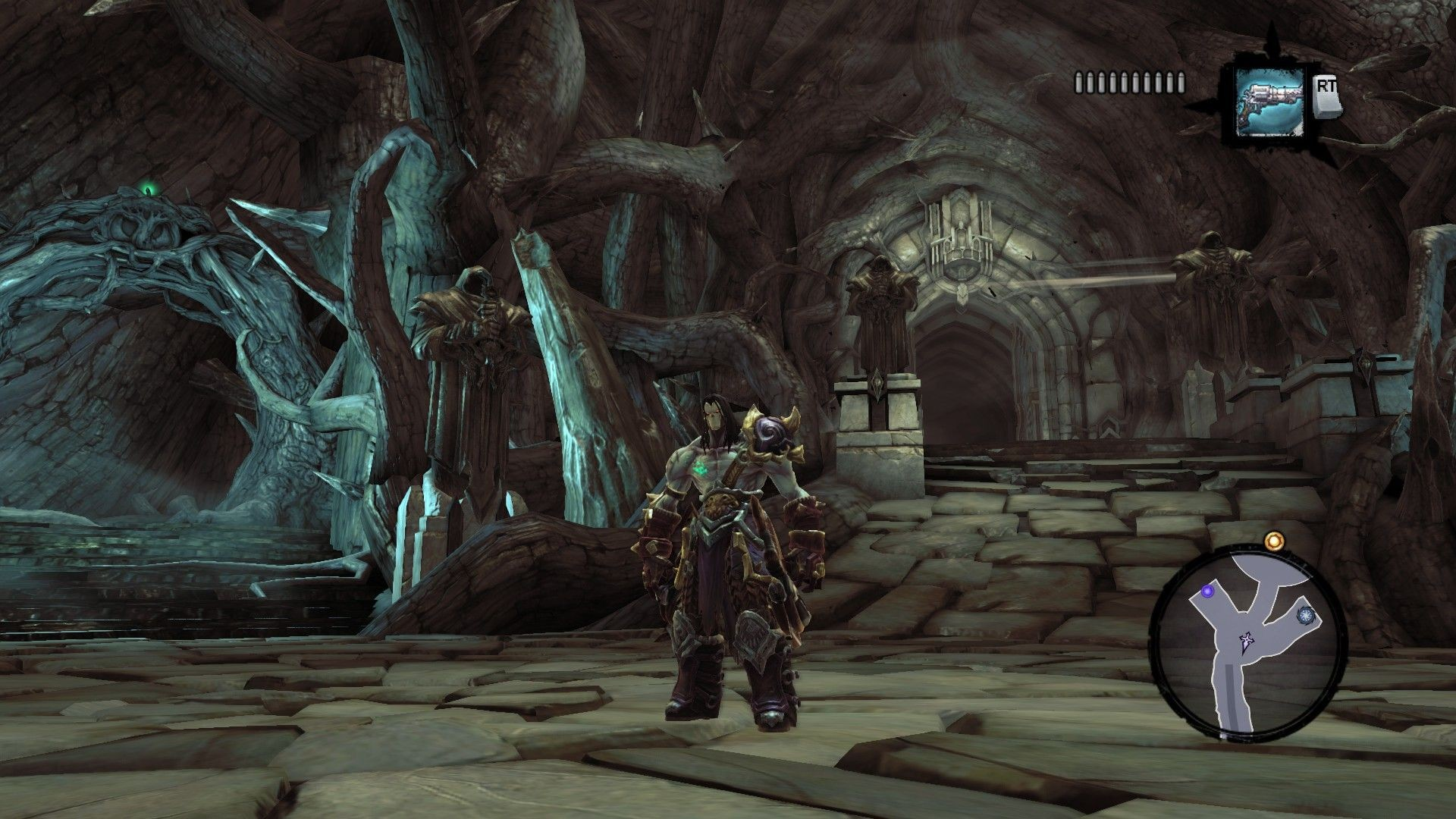 Darksiders II PC Review | GameWatcher