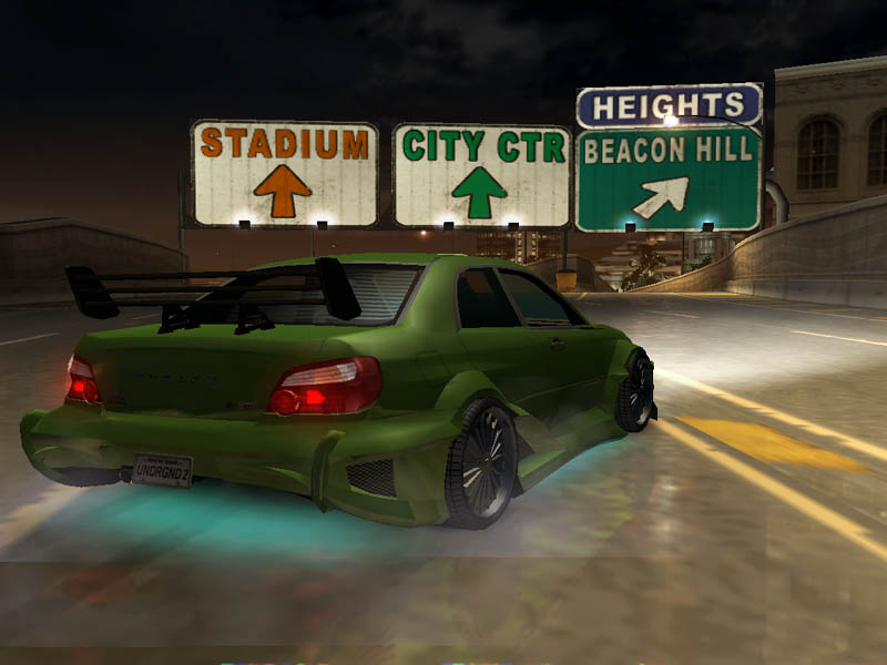 Need For Speed Underground 2 Pc Review Gamewatcher