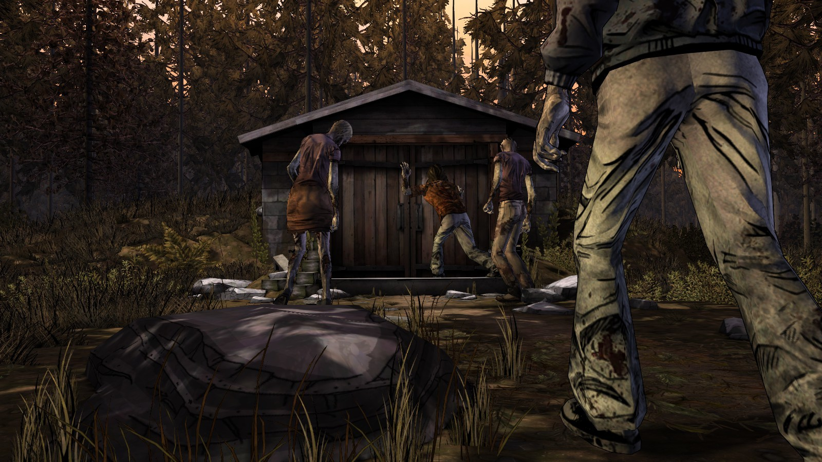 The Walking Dead Season 2: Episode 2 – A House Divided PC