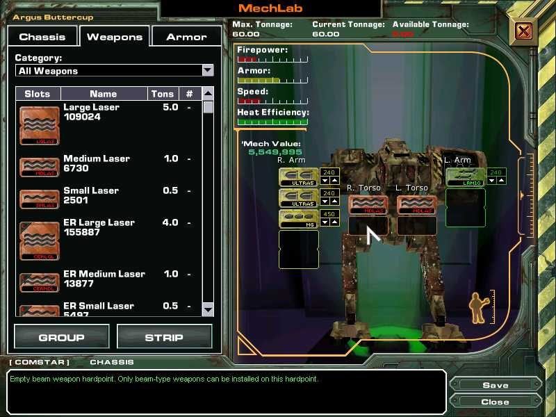 MechWarrior 4: Mercenaries PC Review | GameWatcher