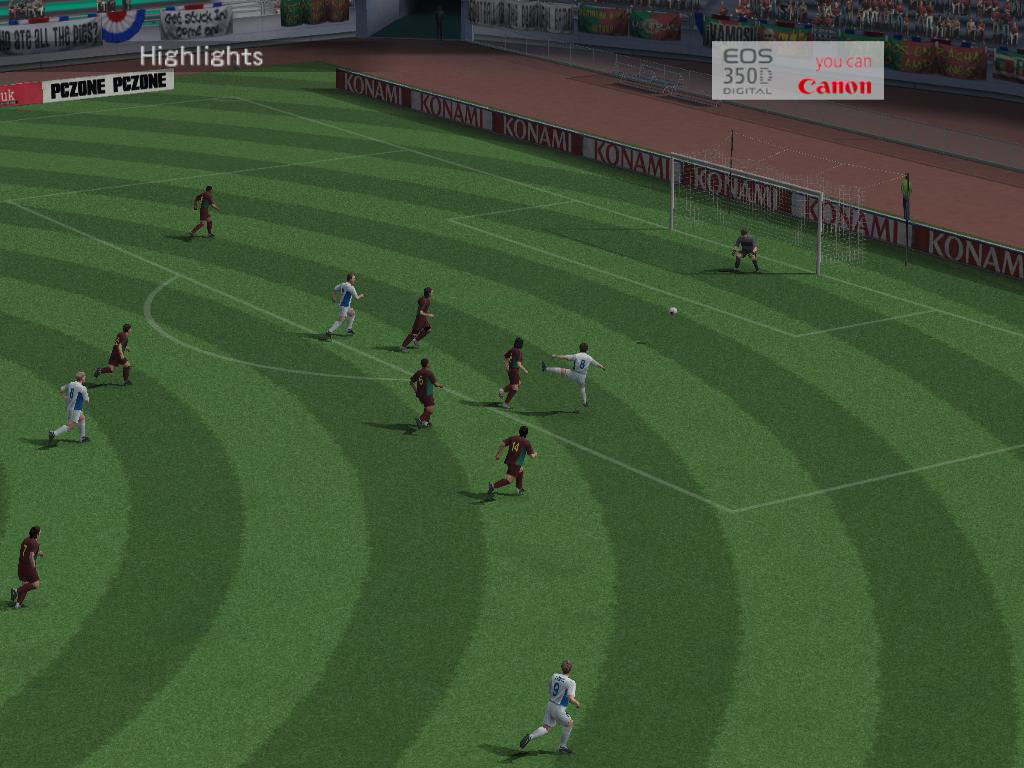 Pro Evolution Soccer 6 PC Review | GameWatcher