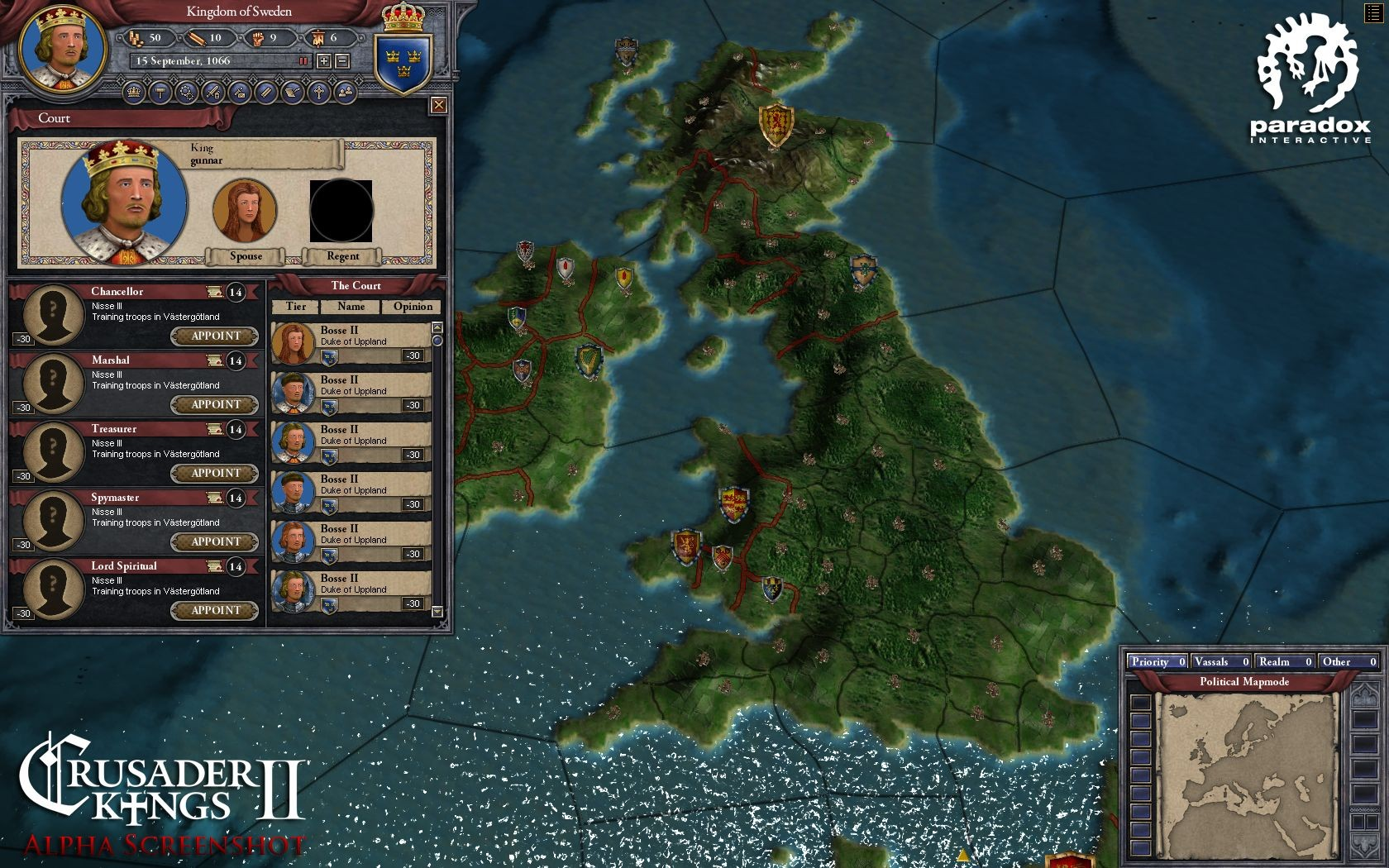 crusader kings ii pc preview gamewatcher