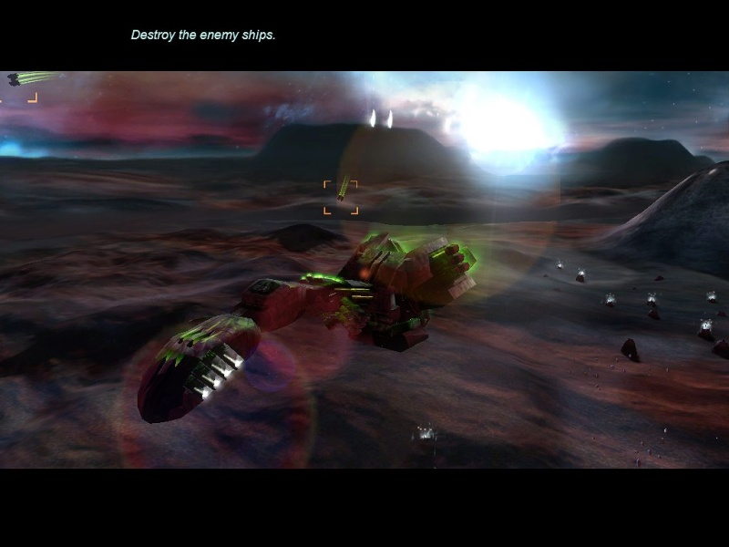 Space Interceptor: Project Freedom PC Review | GameWatcher