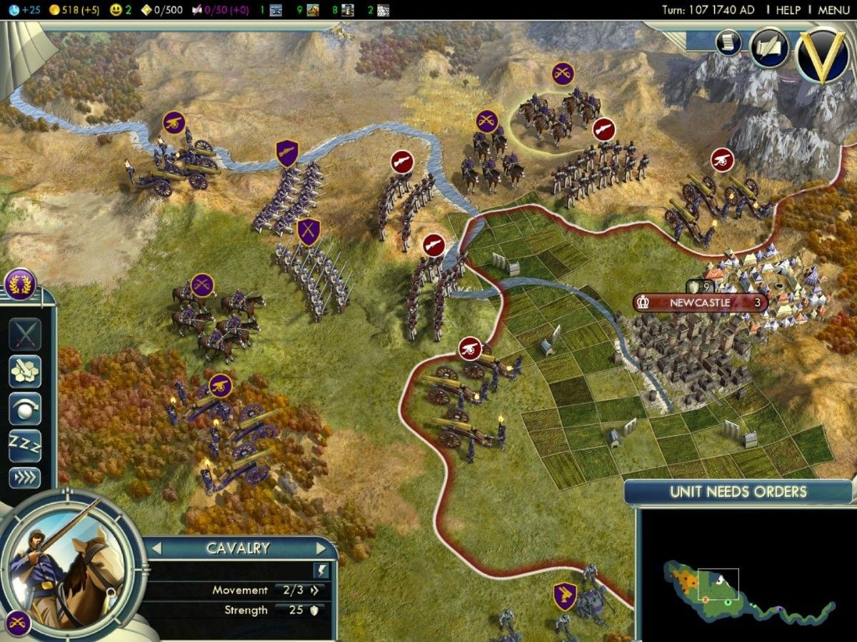 Civilization V PC Review | GameWatcher