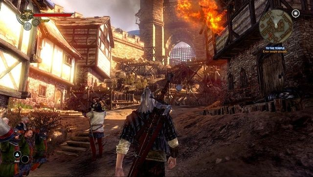 The Witcher 2 Assassins Of Kings Pc Review Gamewatcher