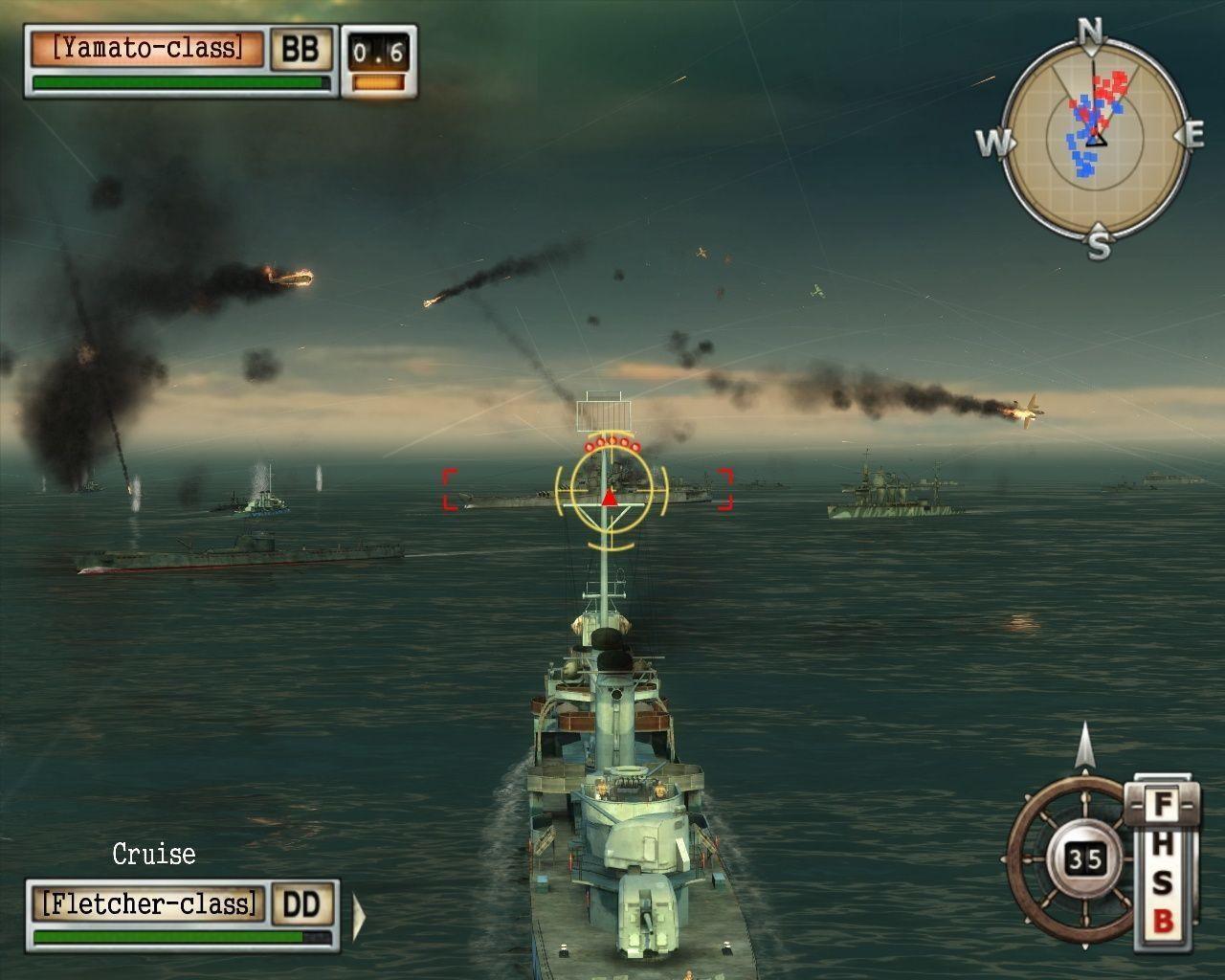 Battlestations: Midway PC Revi...