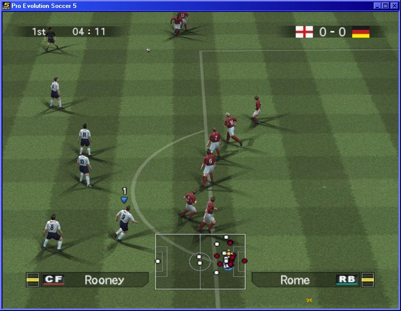 Pro Evolution Soccer 5 PC Review | GameWatcher