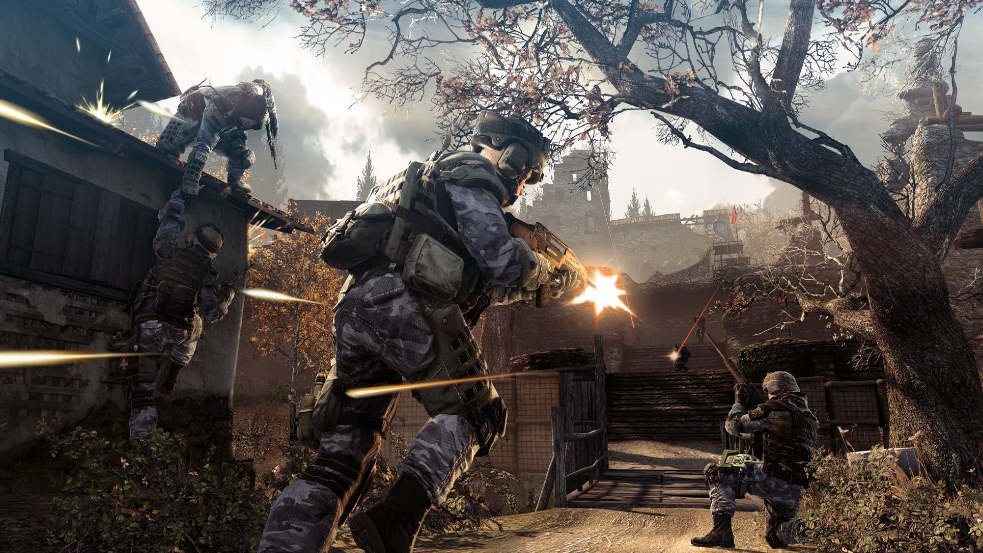 Warface PC Preview   GameWatcher