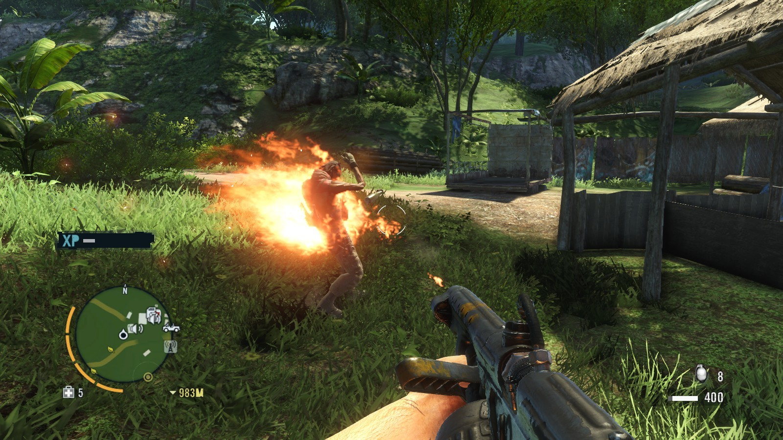 Far Cry 3 Pc Review Gamewatcher