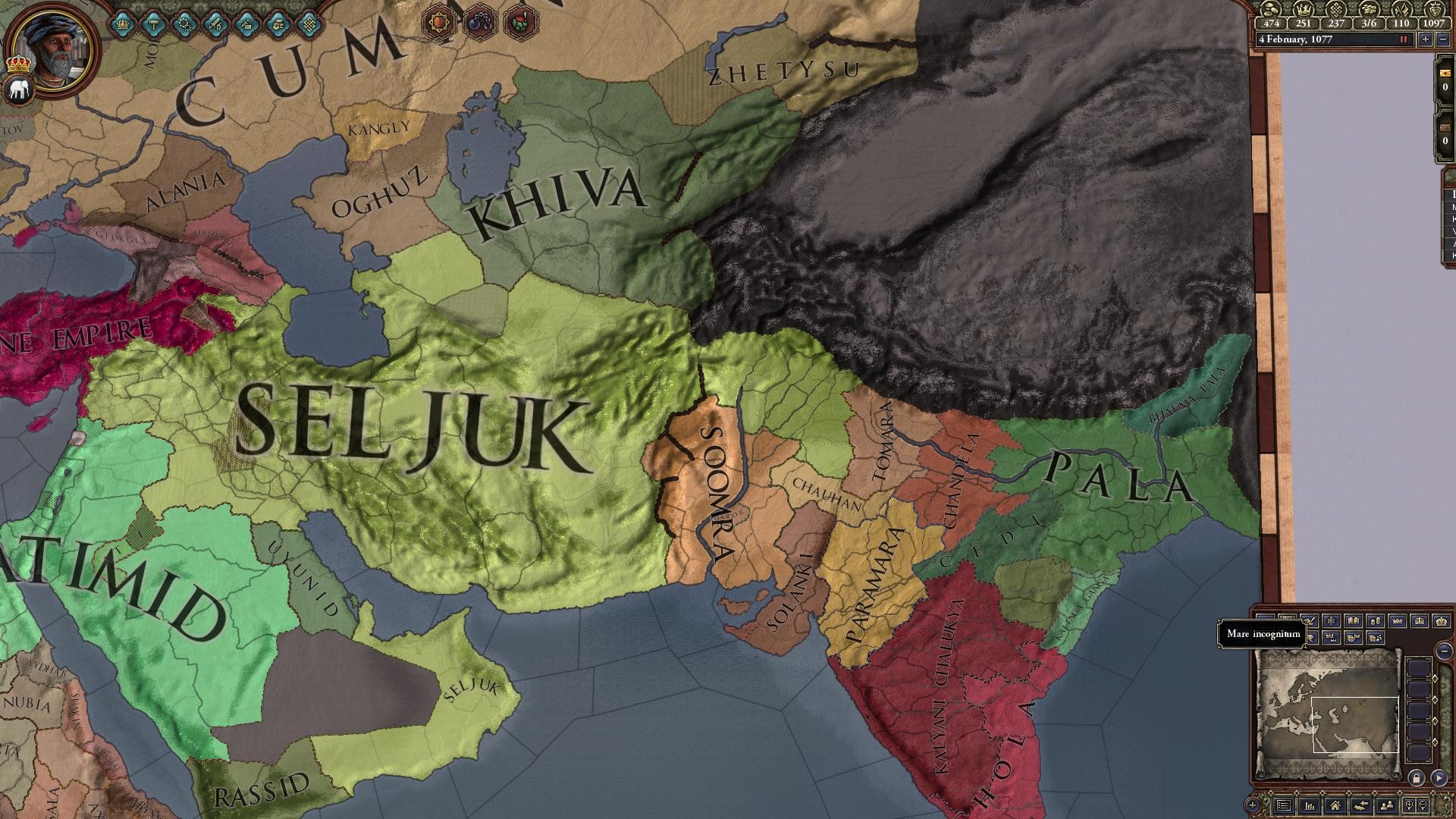 Crusader Kings II: Rajas of India PC Review | GameWatcher