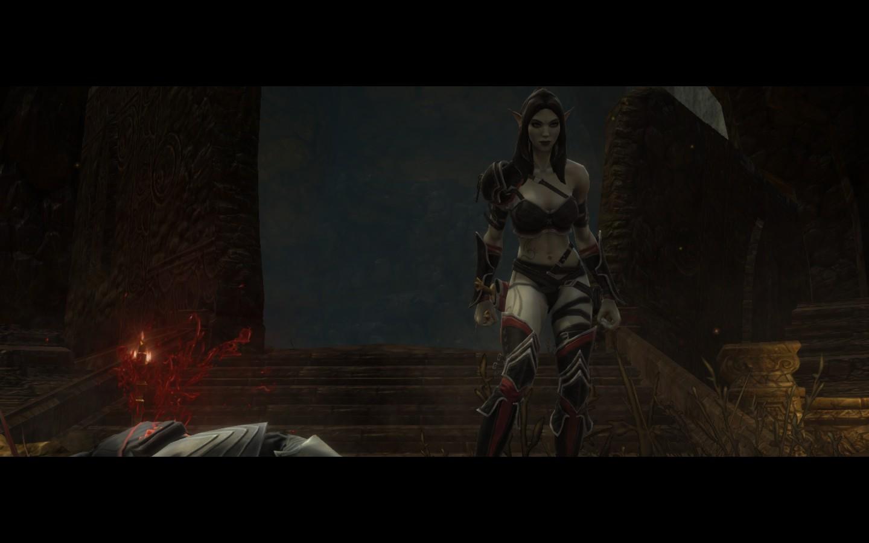 Kingdoms of amalur reckoning female armor final