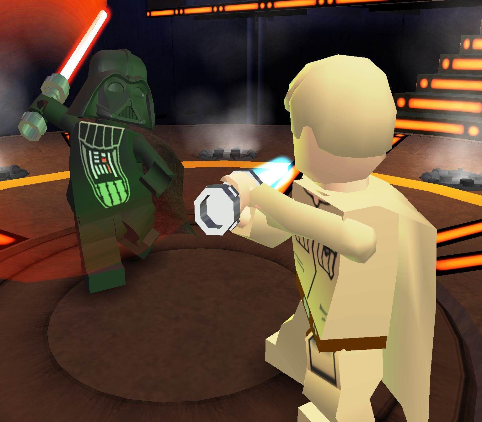 Lego Star Wars Ii The Original Trilogy Pc Review Gamewatcher