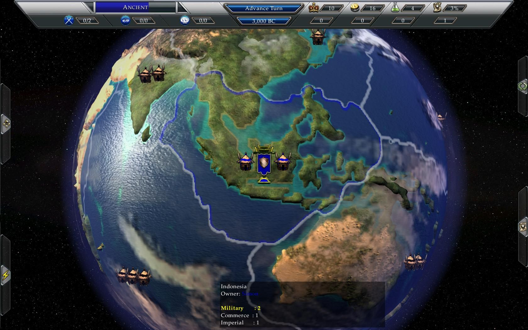 Empire earth iii pc review gamewatcher world domination starts with your home province from there you march gumiabroncs Images
