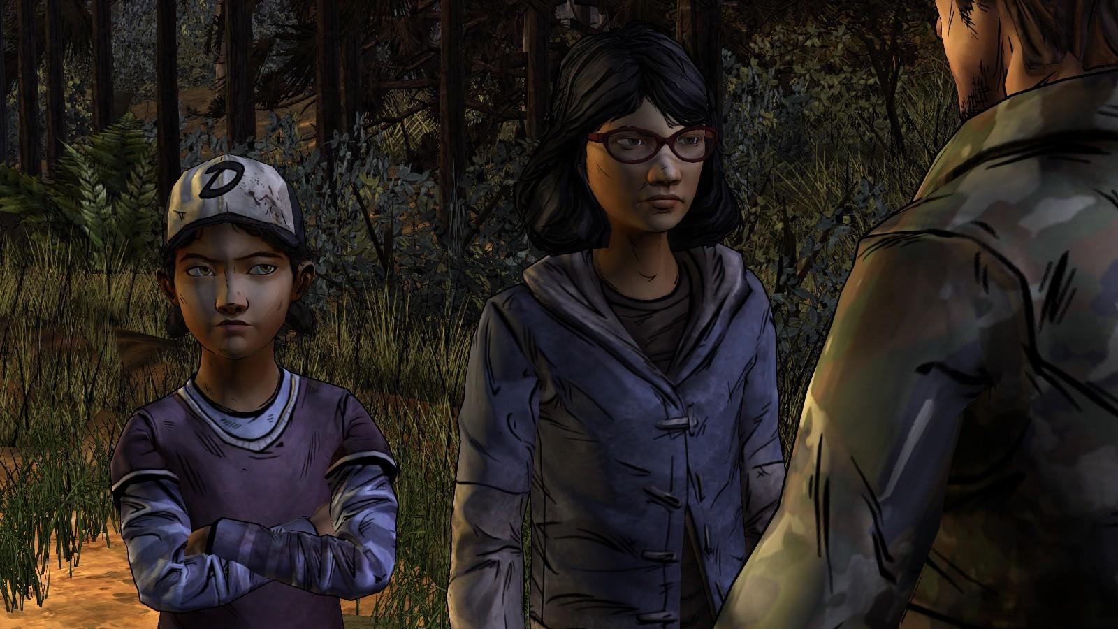 The Walking Dead Season 2 Episode 3 In Harms Way Pc