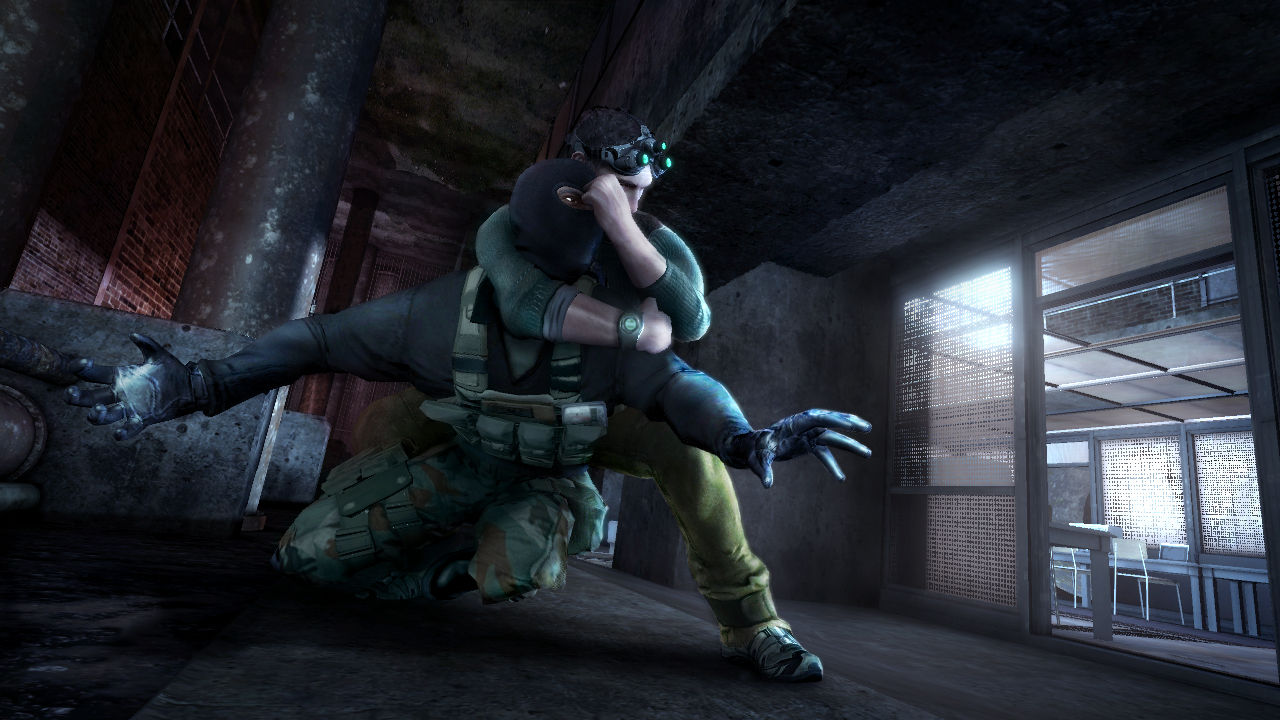 Splinter Cell: Conviction demo in January - That VideoGame
