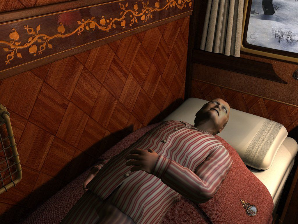 agatha christie murder on the orient express video game