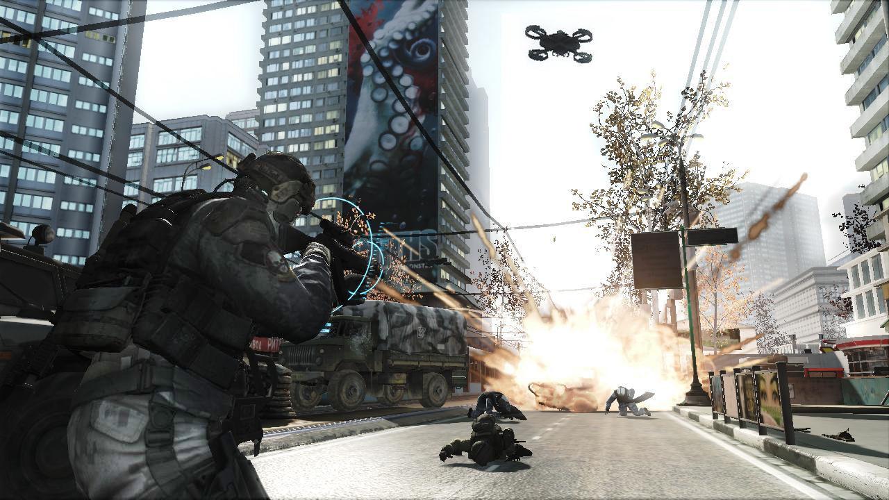 Картинки по запросу Ghost Recon: Future Soldier drone