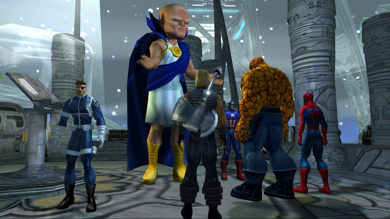 Marvel: Ultimate Alliance PC Review | GameWatcher