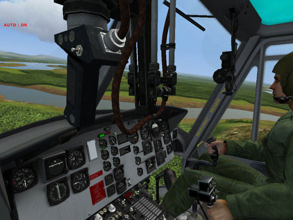 Whirlwind Over Vietnam: UH-1 PC Review | GameWatcher
