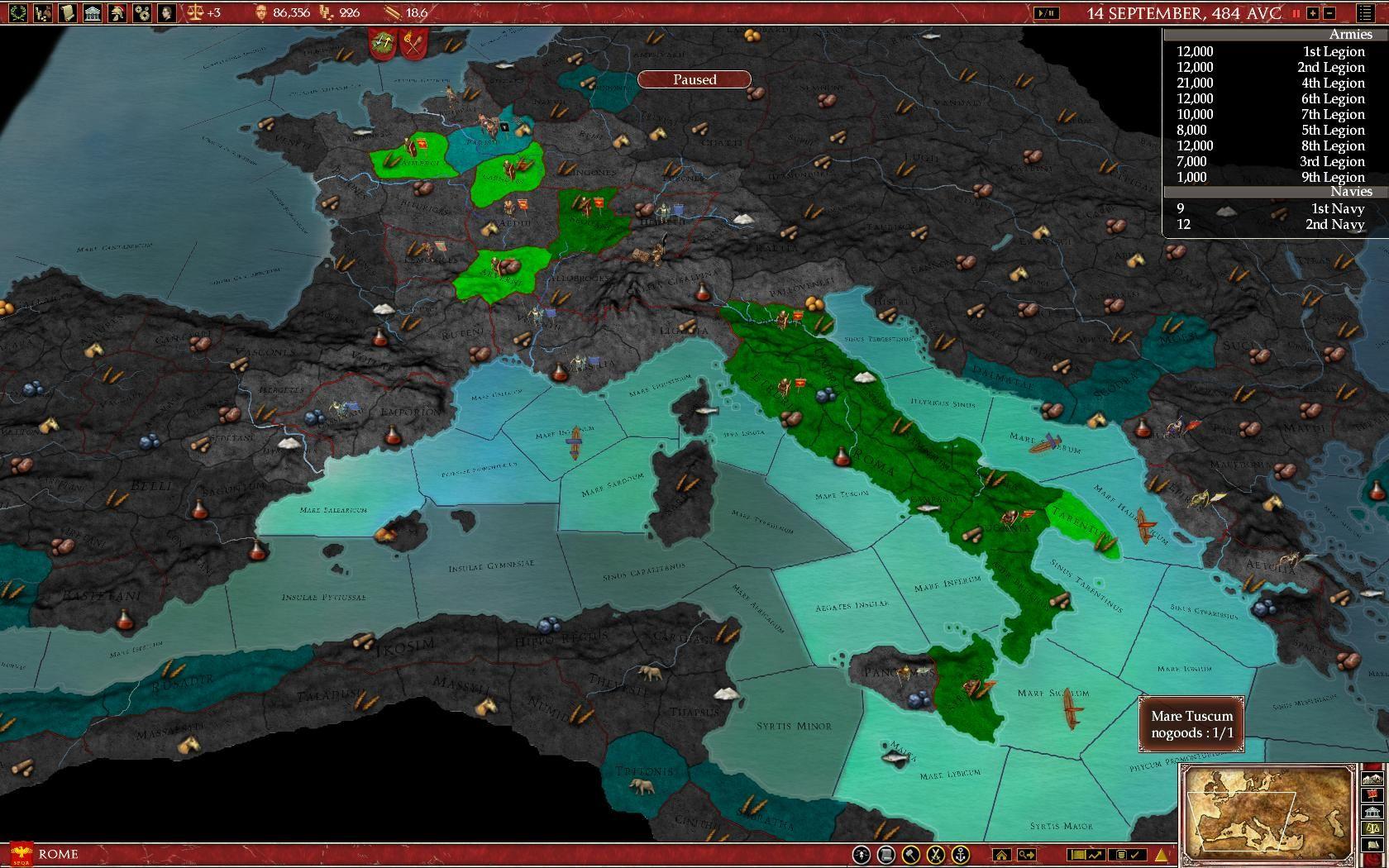 Europa universalis rome patch 21