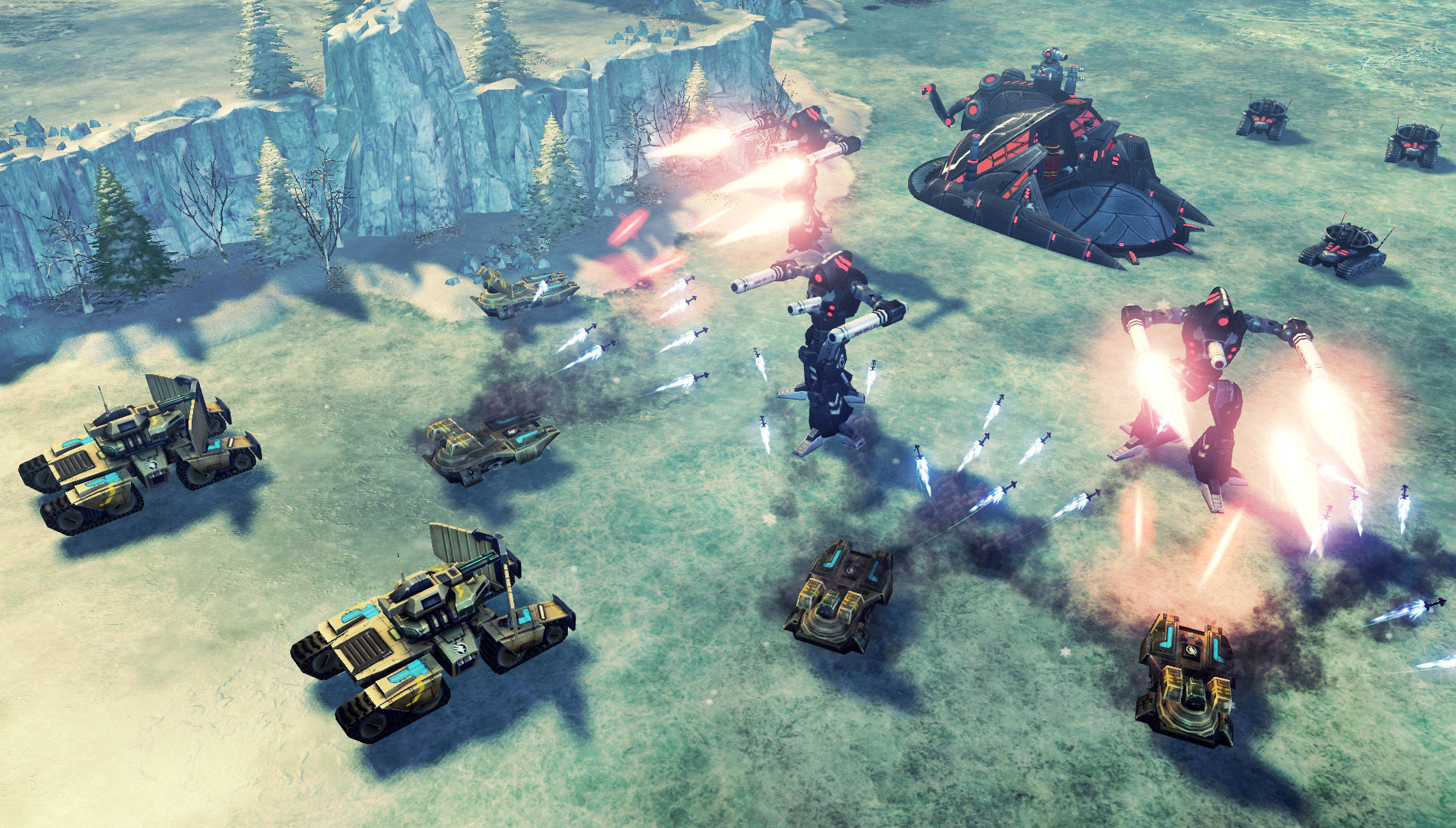 command & conquer 4 tiberian twilight review