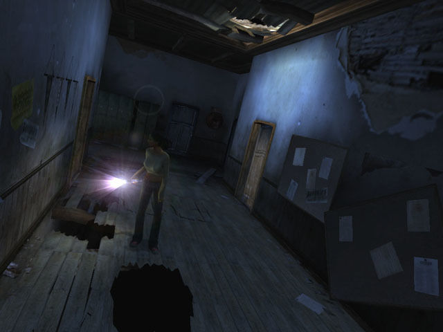 2 player co op horror games