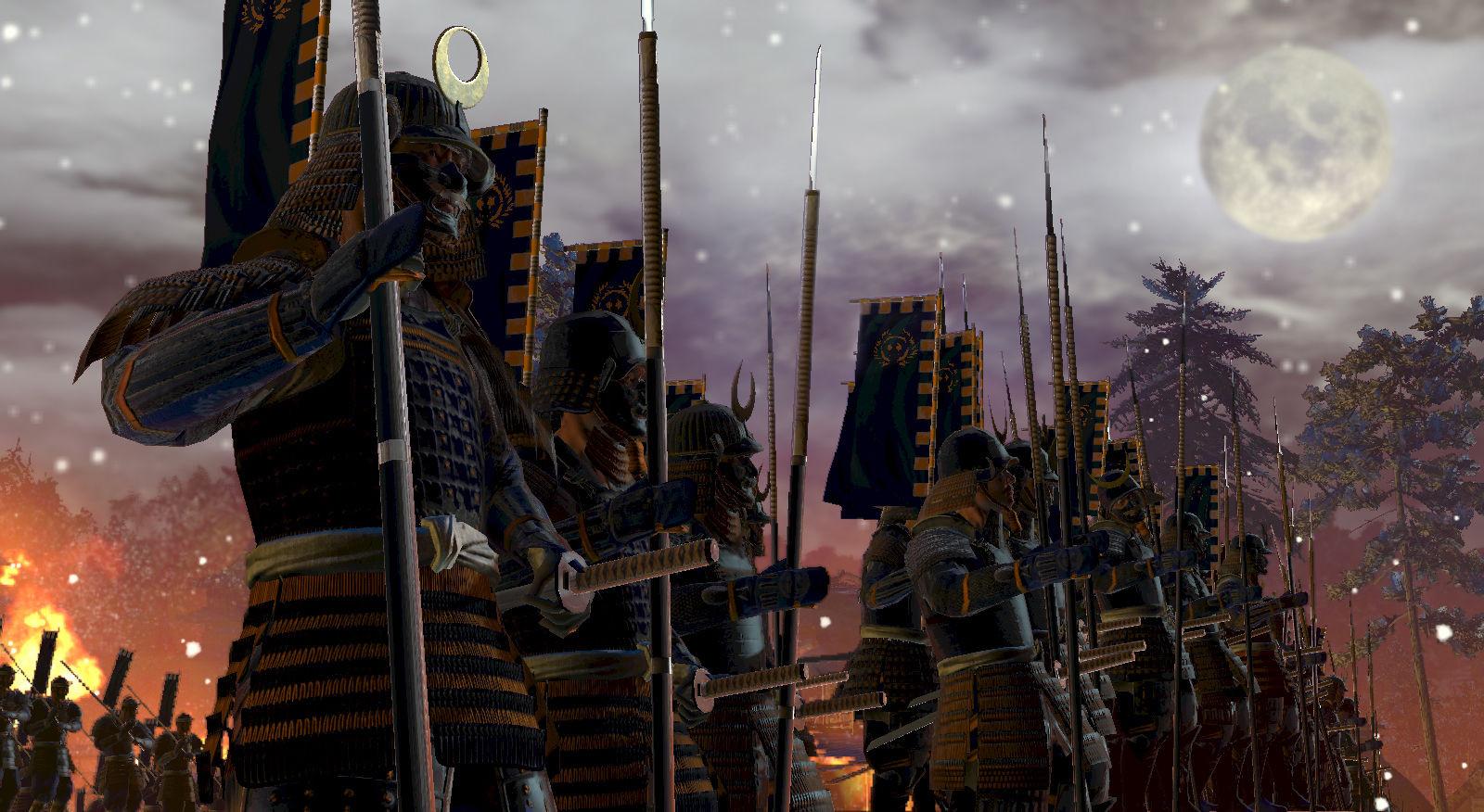 how to become a shogun